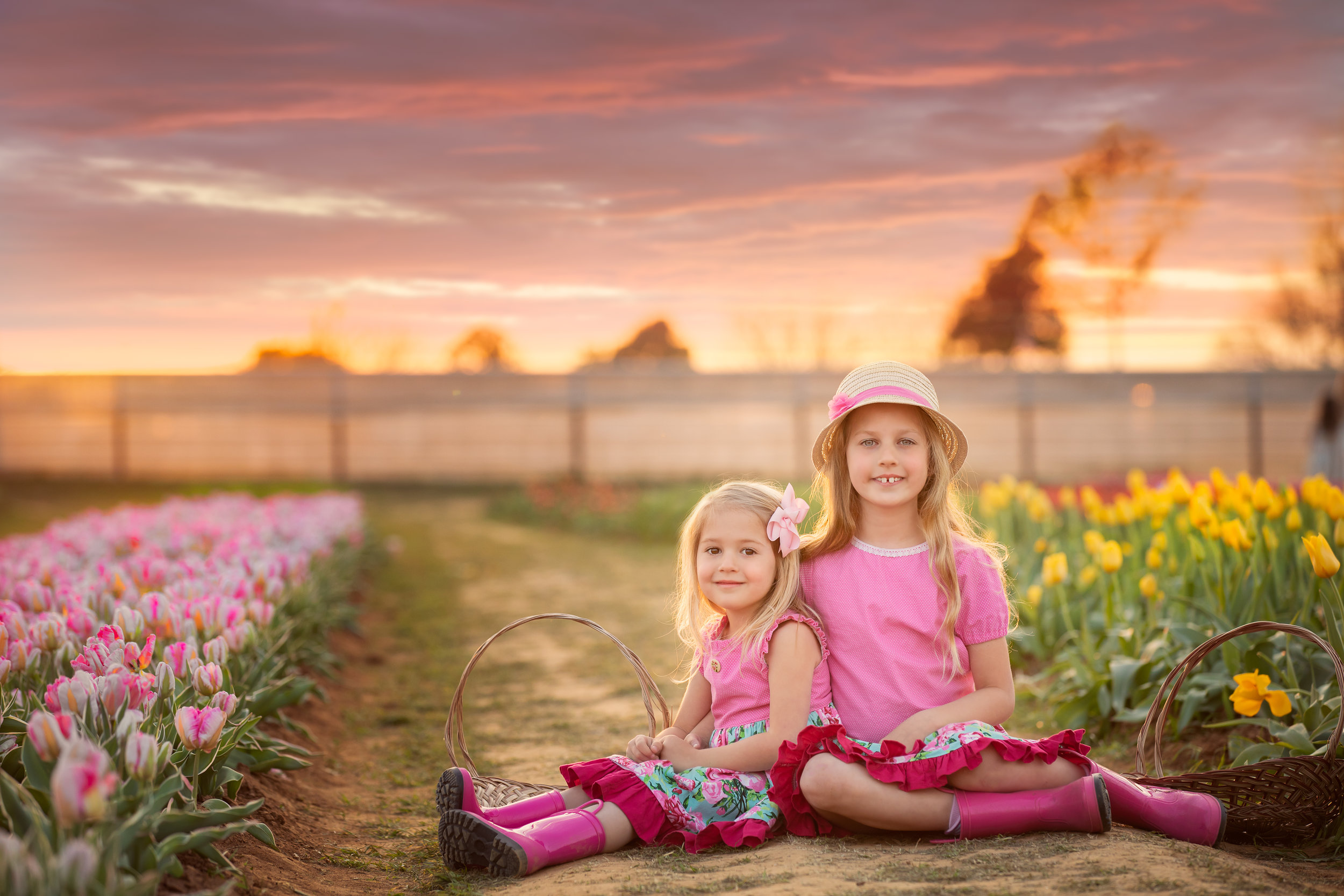 Tulip Farm Dallas Photographer