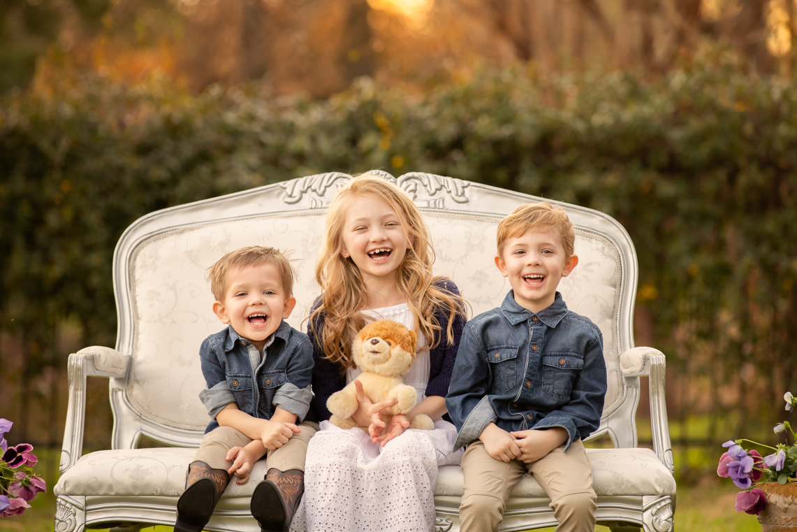 Melissa Rycroft Strickland Family Portraits