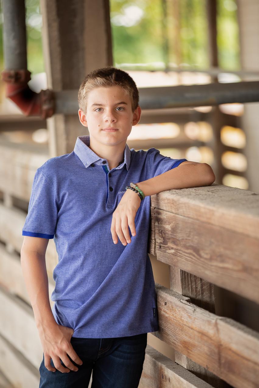 Fort Worth Senior Teen Photographer