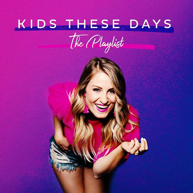 Spending all summer listening to my favorite #kidsthesedays out of Nashville (aka some of the most talented up-and-coming artists you need to be listening to!) on my new @spotify playlist! Link in bio 🎶💗💙