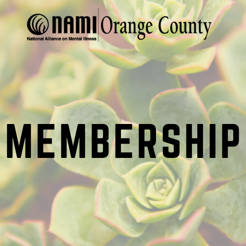 NAMI-OC has been dedicated to continually building our programs, outreach and advocacy efforts and working to discover innovative new ways to serve all persons affected by mental illness. - NAMI-OC is YOU...our members, who are truly responsible for making our growth possible.