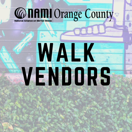 We would love to have you as a resource vendor at our 2019 NAMIWalks Orange County! Being a vendor gives you the opportunity to pass out your agency/company information and resources to those who truly need it. - The 2019 NAMIWalks Orange County is the perfect event for engaging with community members as well; last year we had 3,500 people attend our walk at Angel Stadium and this year we are expecting over 5,000 participants!