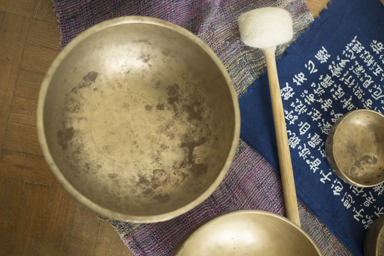 Shima Healing Tibetan Singing Bowl Courses