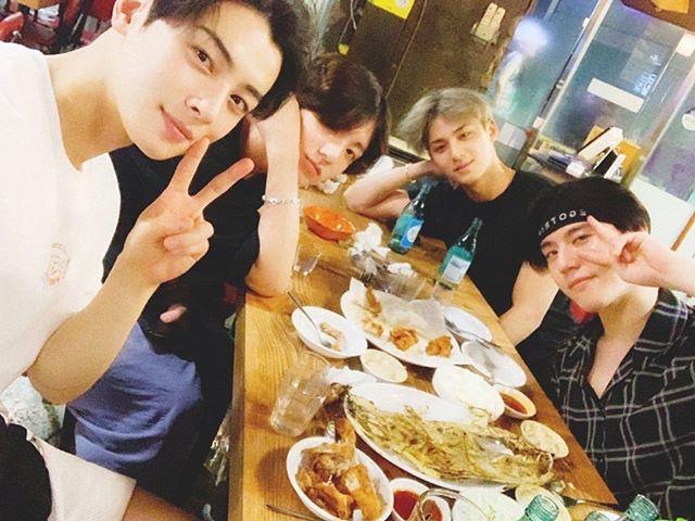 [07/28/2019]  Today on Twitter:  구칠쓰 . . . . .  #BTS #방탄소년단 #RM #Namjoon #KimNamjoon #Jin #Seokjin #KimSeokjin #Suga #Yoongi #MinYoongi #JHope #Hoseok #JungHoseok #Jimin #ParkJimin #V #KimTaehyung #Jungkook #JeonJungkook