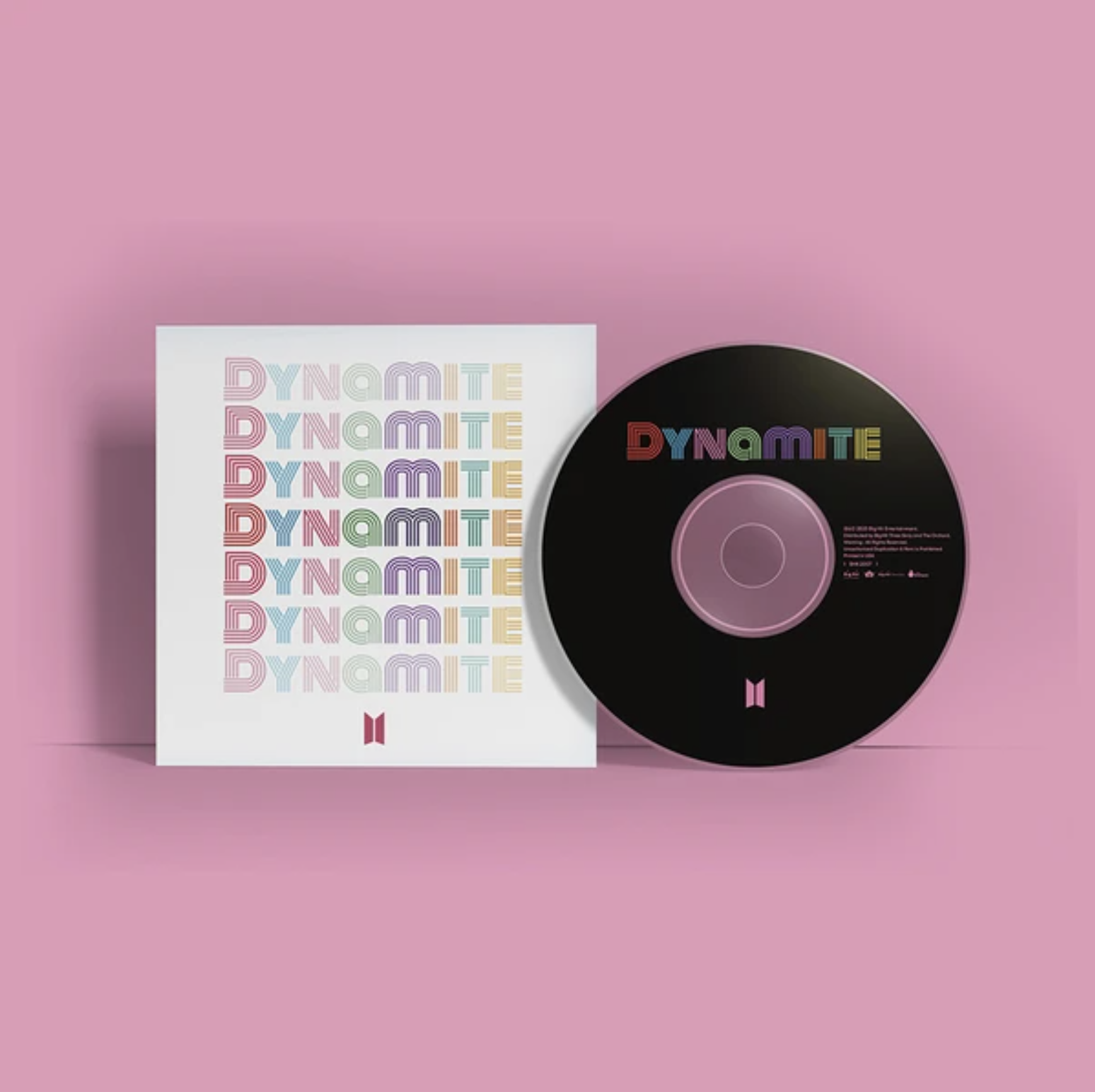 RELEASE DYNAMITE — US BTS ARMY