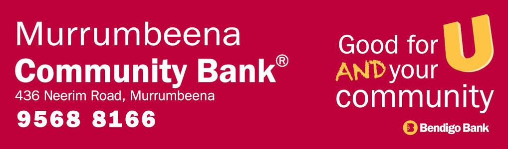 Bendigo Bank Murrumbeena MNC Sponsor
