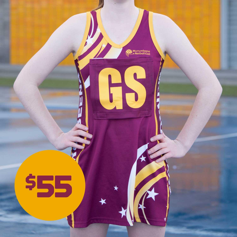 MNC Official Club Dress - $55