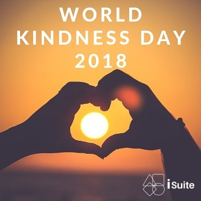 Today is #WorldKindnessDay2018! The iSuite Risk Management Program would like to encourage everyone on this day to take a moment and do something kind for another person. A little act of kindness can make a big difference to someone's life as well as create better, more supportive workplaces.  With the focus on mental health increasing in the WHS industry this year, it's important to remember that sometimes change starts with the little things.  #bekind #kindness #help #ohs #whs #mentalhealth