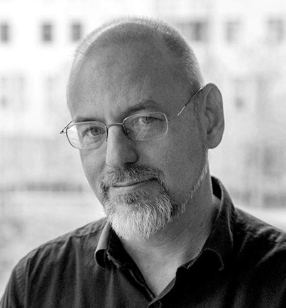Stefan Helmreich - Professor of AnthropologyMASSACHUSETTS INSTITUTE OF TECHNOLOGY