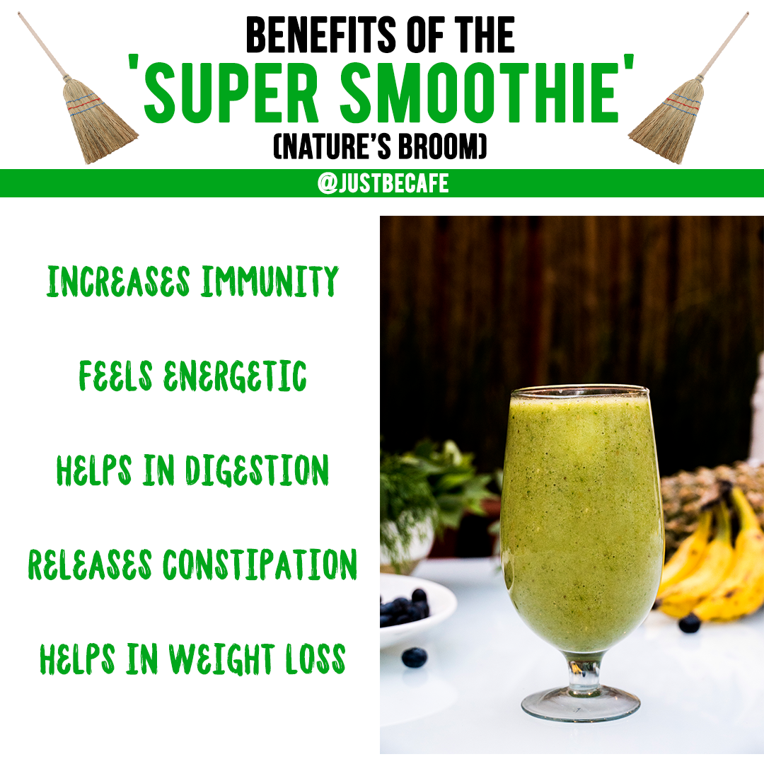 Benefits of Super Smoothie by Nidhi Nahata