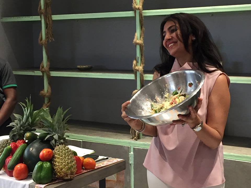 Healthy Food Cooking Class