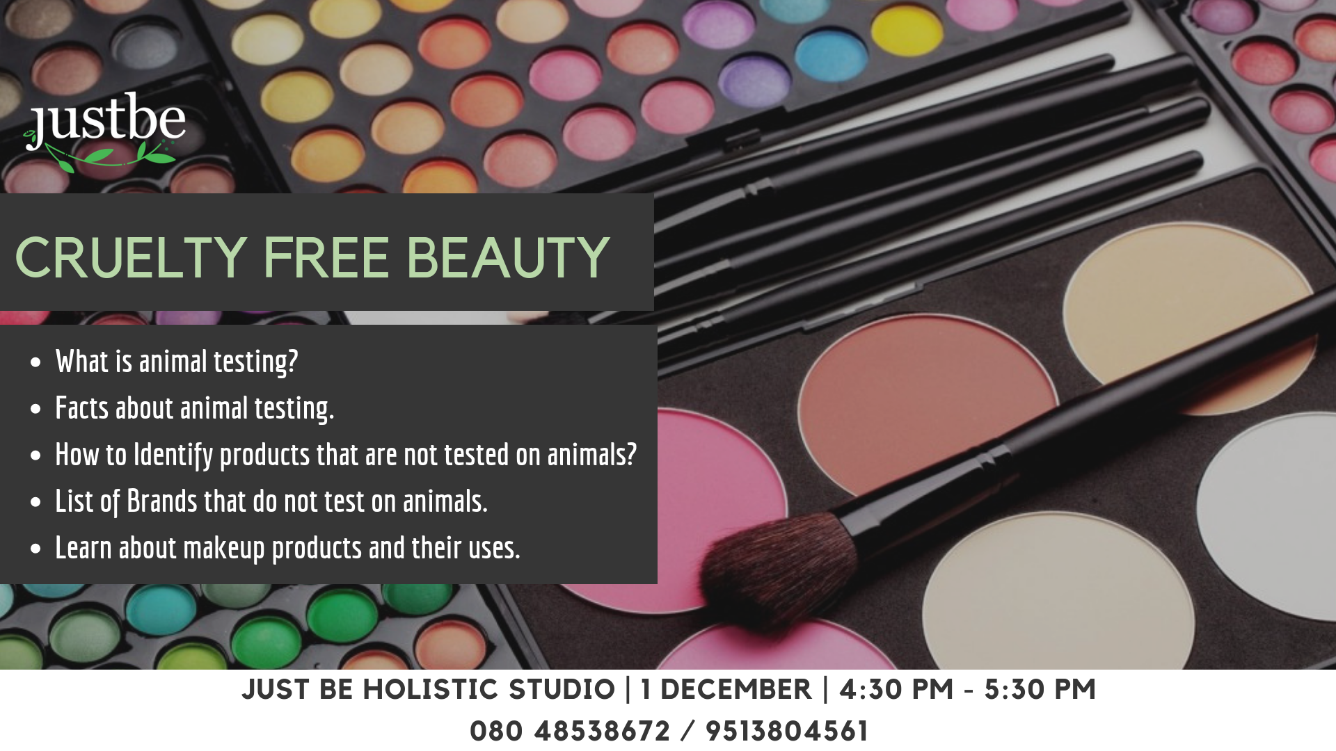 Cruelty Free Beauty