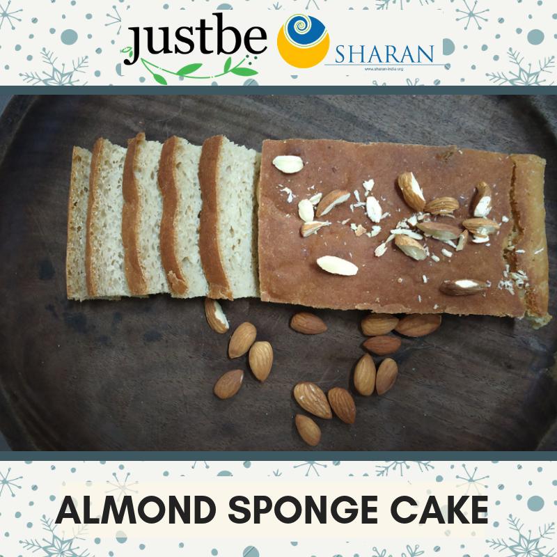 Almond Sponge Cake