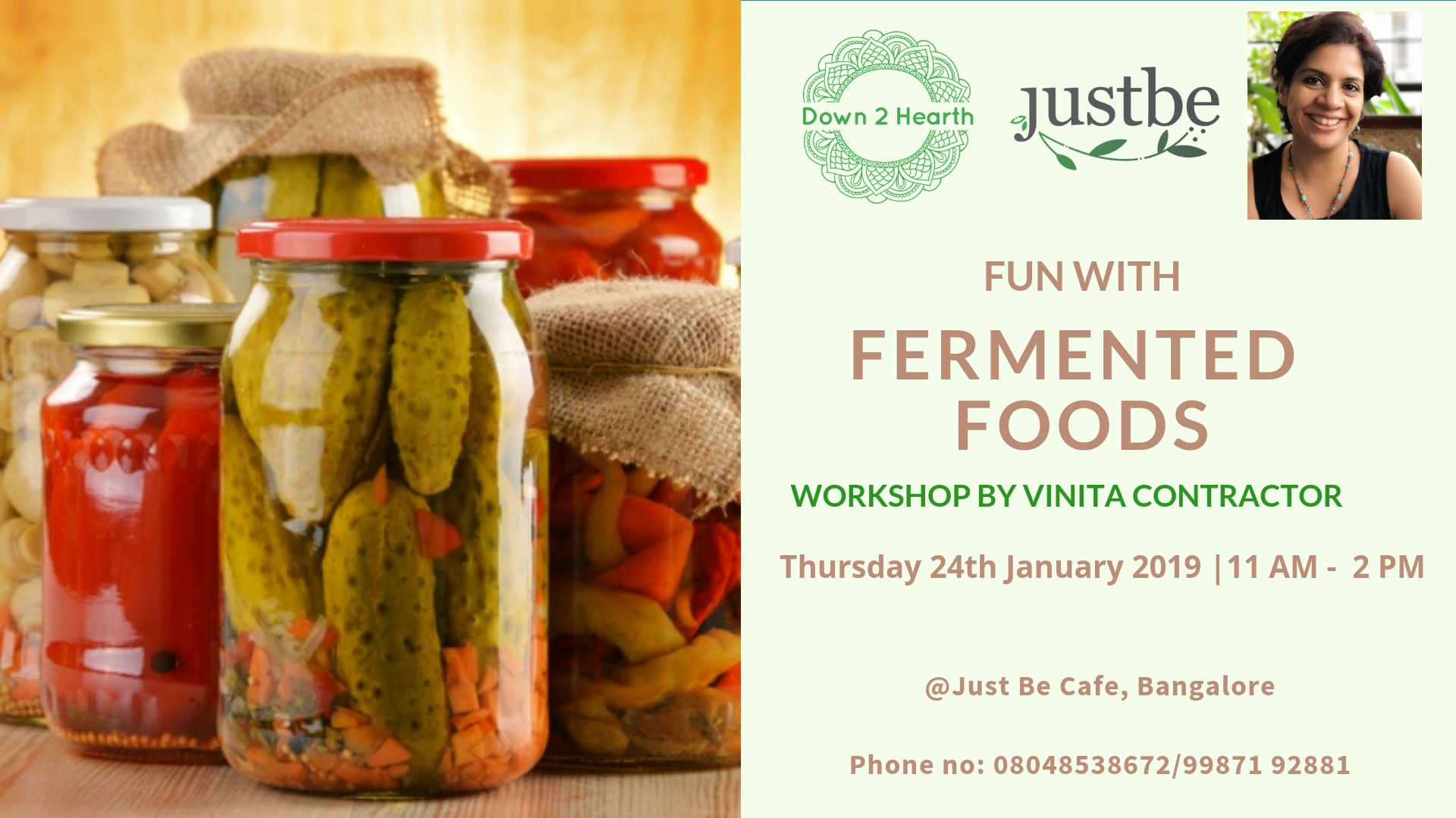 Fun with Fermented foods classjpg