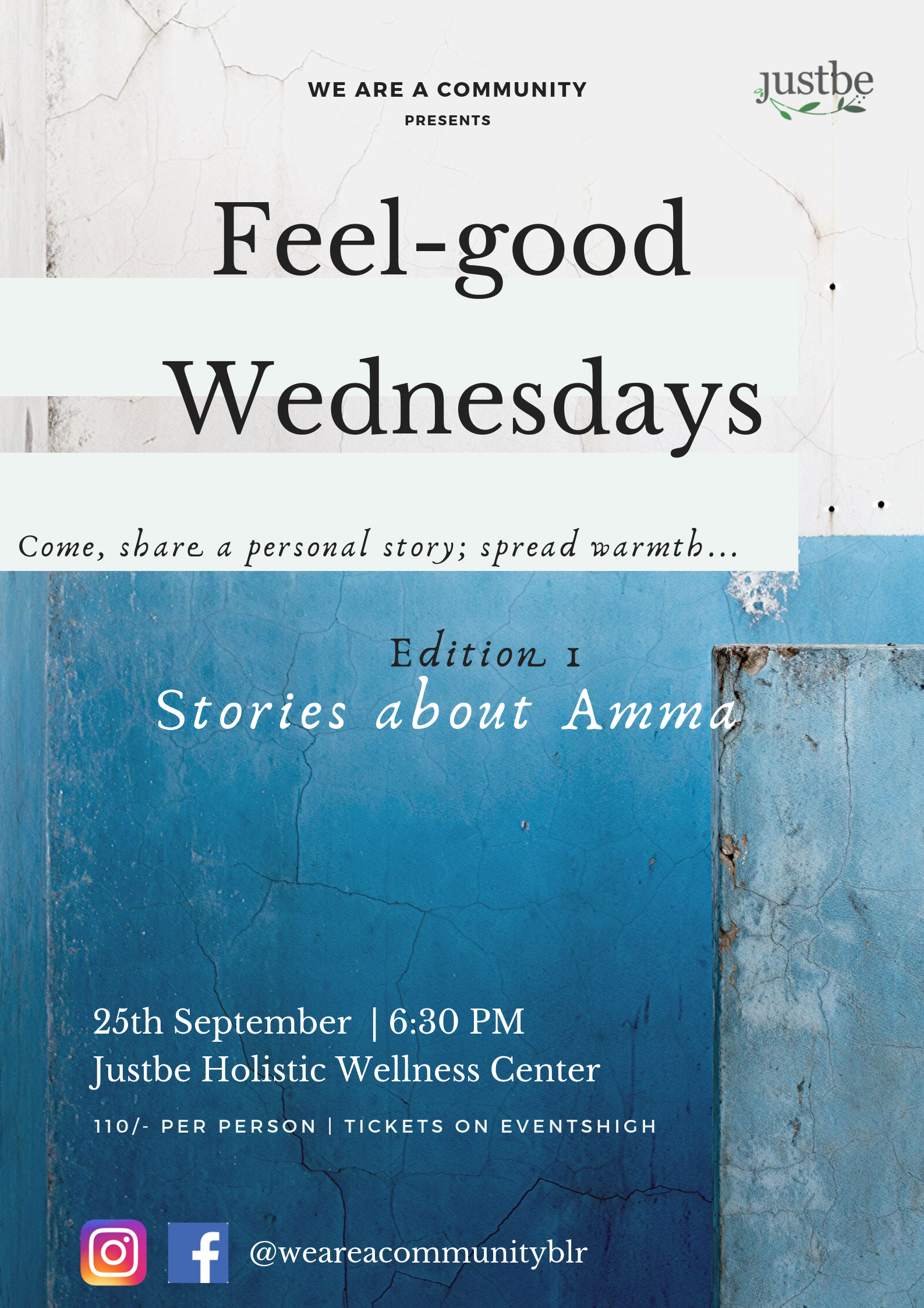 Feel-good Wednesdays Poster.png