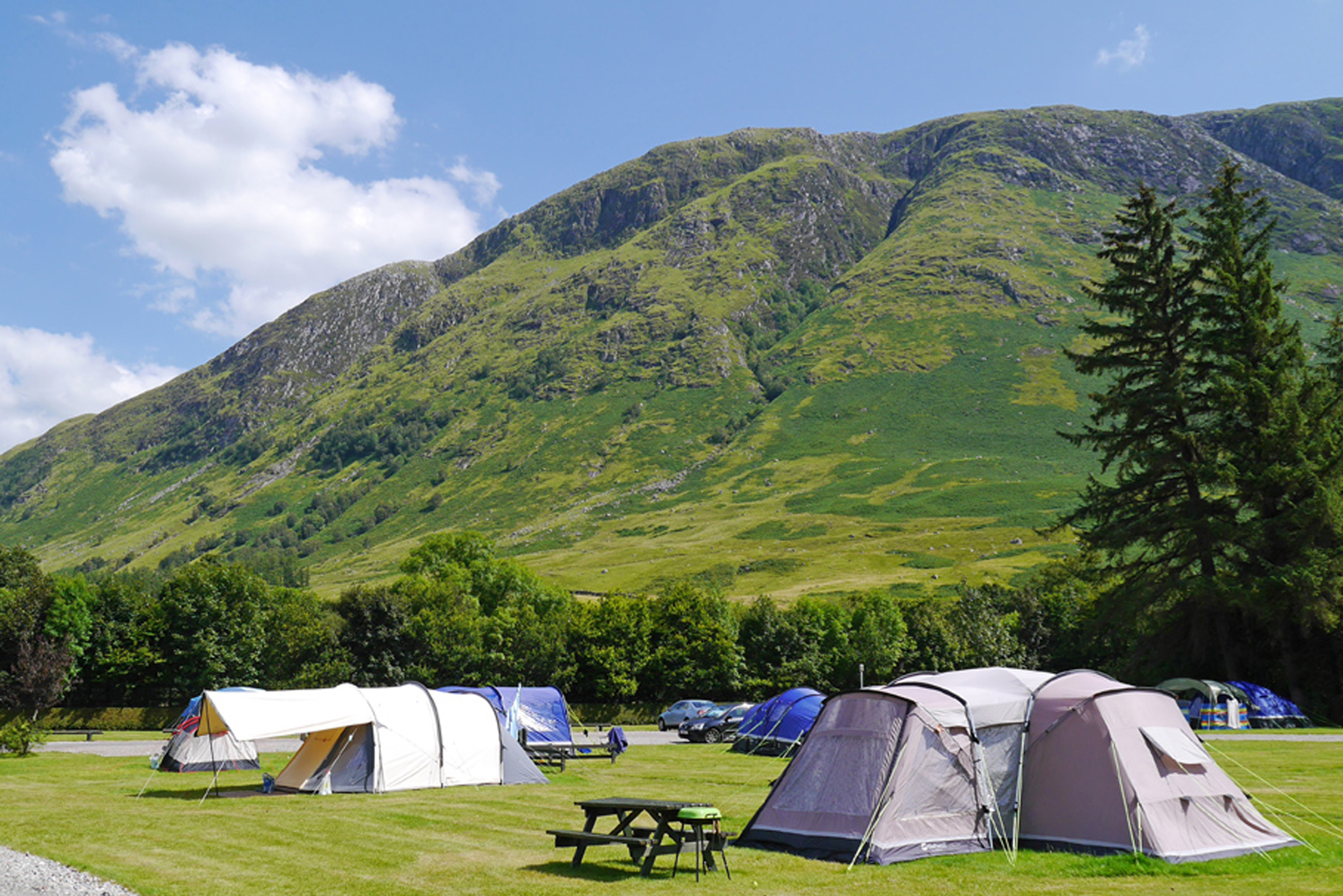 Image source:  Glen Nevis   http://www.glen-nevis.co.uk/tents/