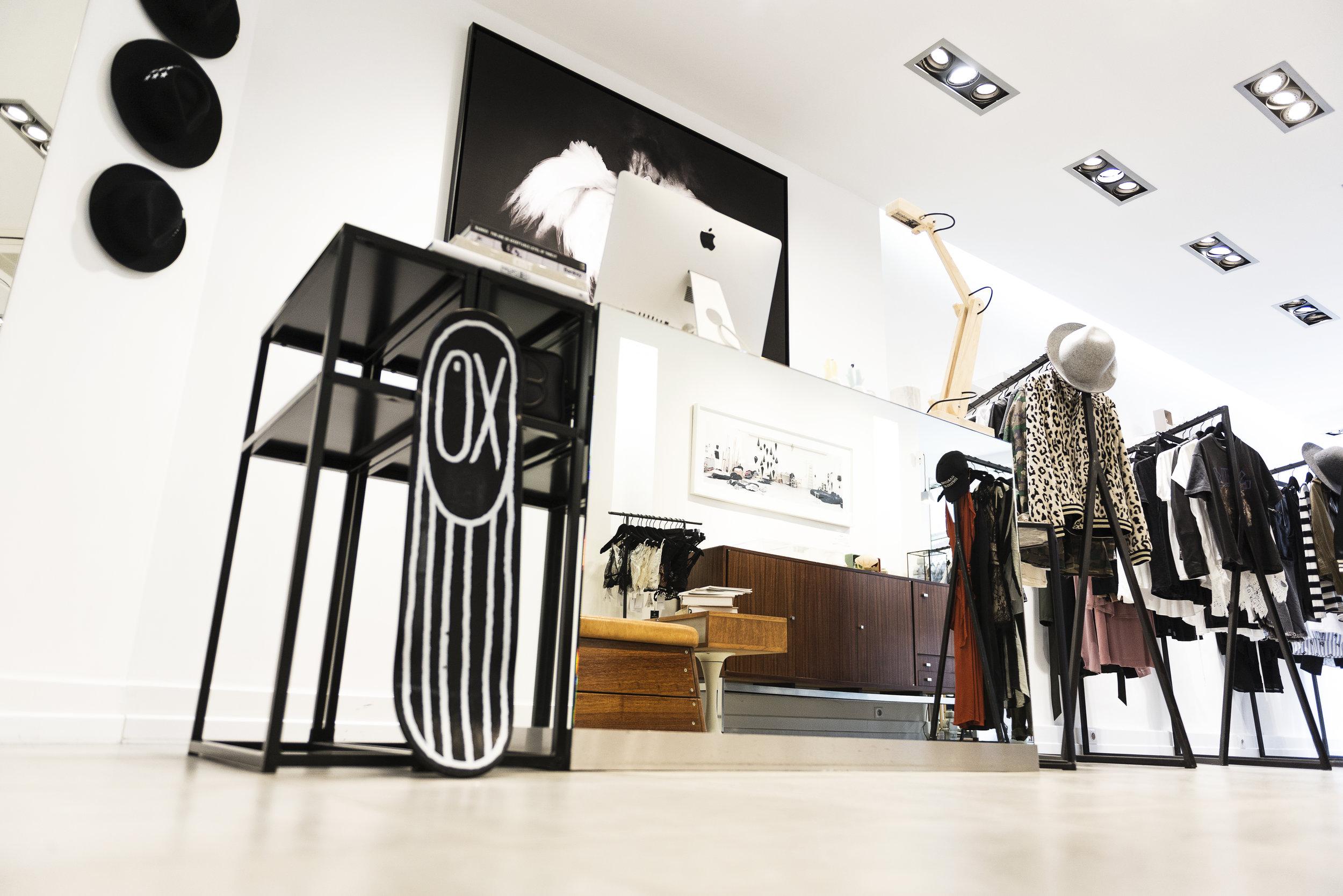 A+M CONCEPT La boutique