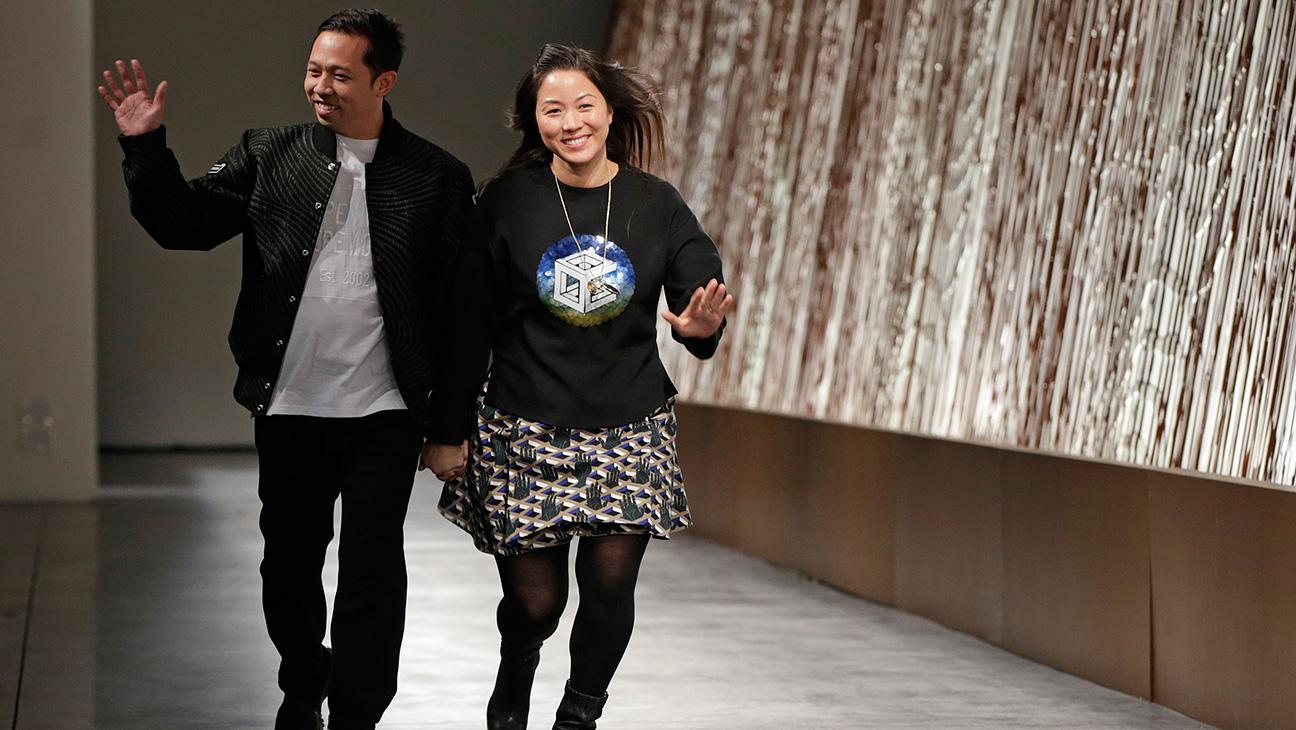 NY Fashion Week Opening Ceremony