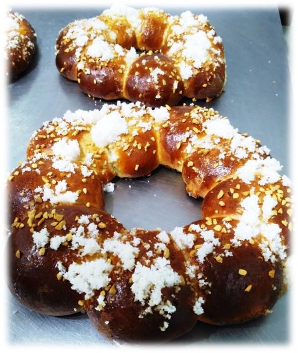 Roscón de Reyes - Con Harina Tauro de Harinera de Tardienta