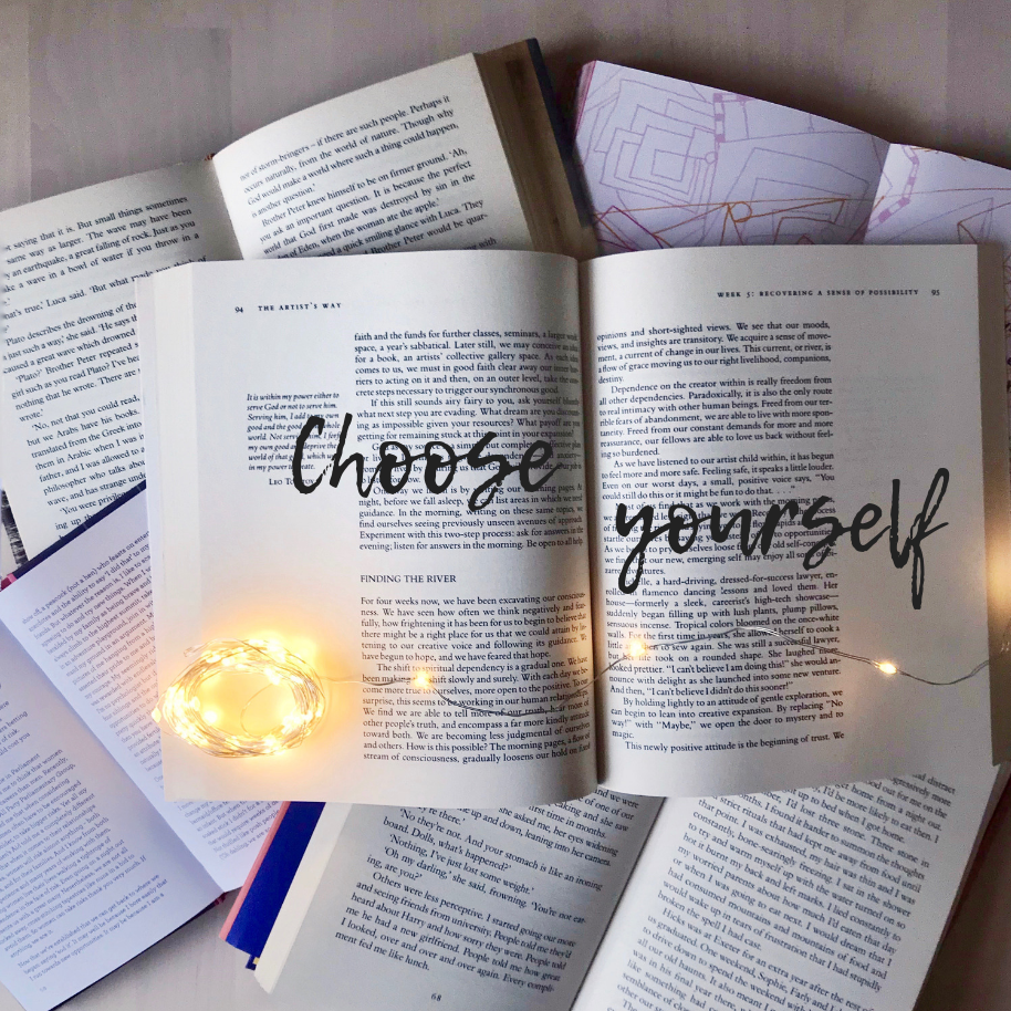 Choose Yourself | Joanne Becker | Be Stubborn | Coaching | small business, creative coaching, resources, content creator