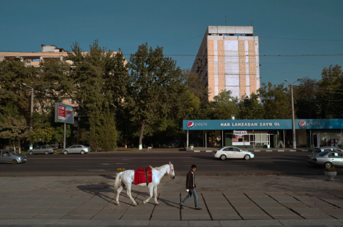 Hassan's Project,  Tashkent Youth  © Hassan Kurbanbaev