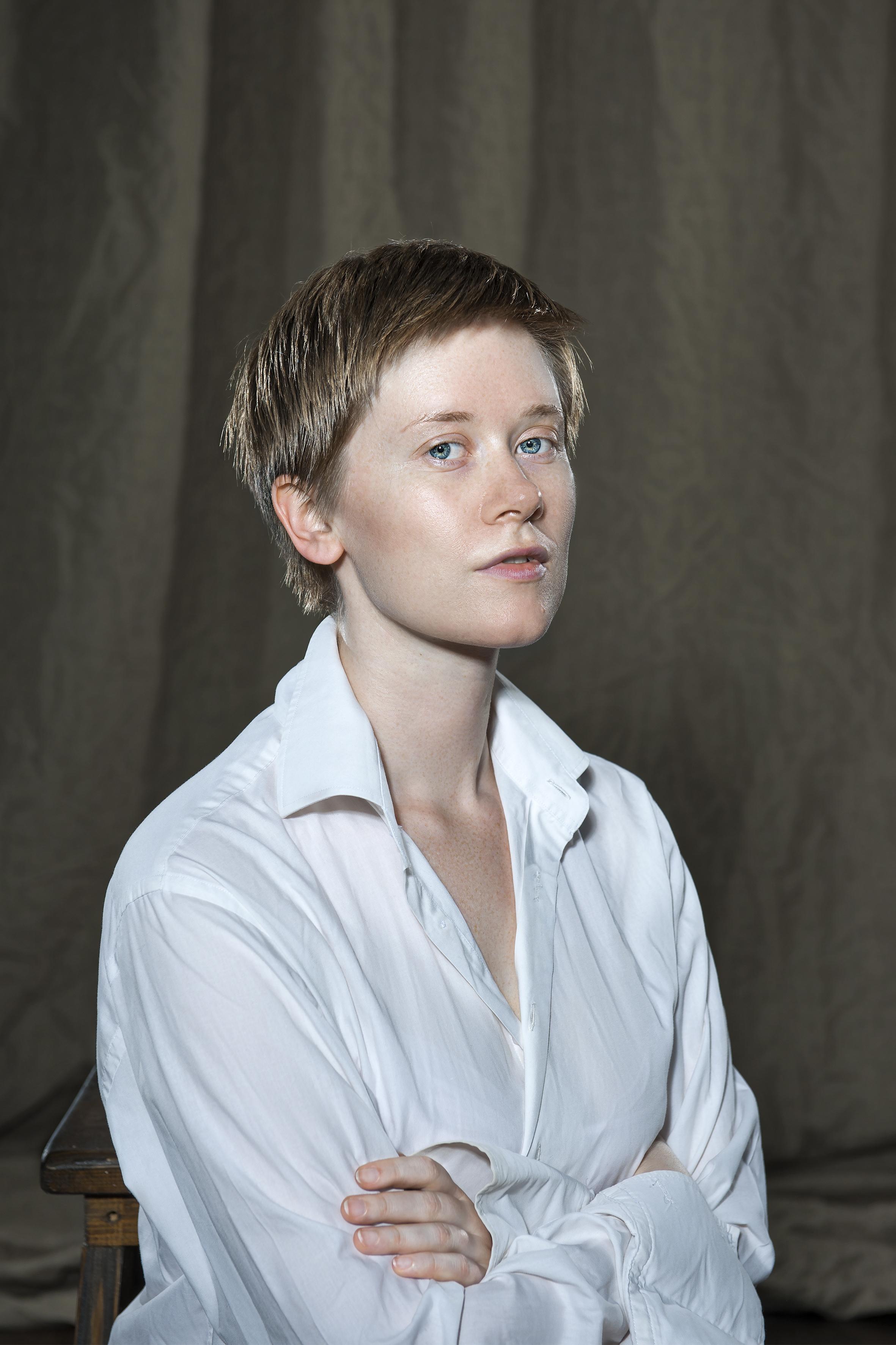 Hanna, Portrait ©Maryna Blanke