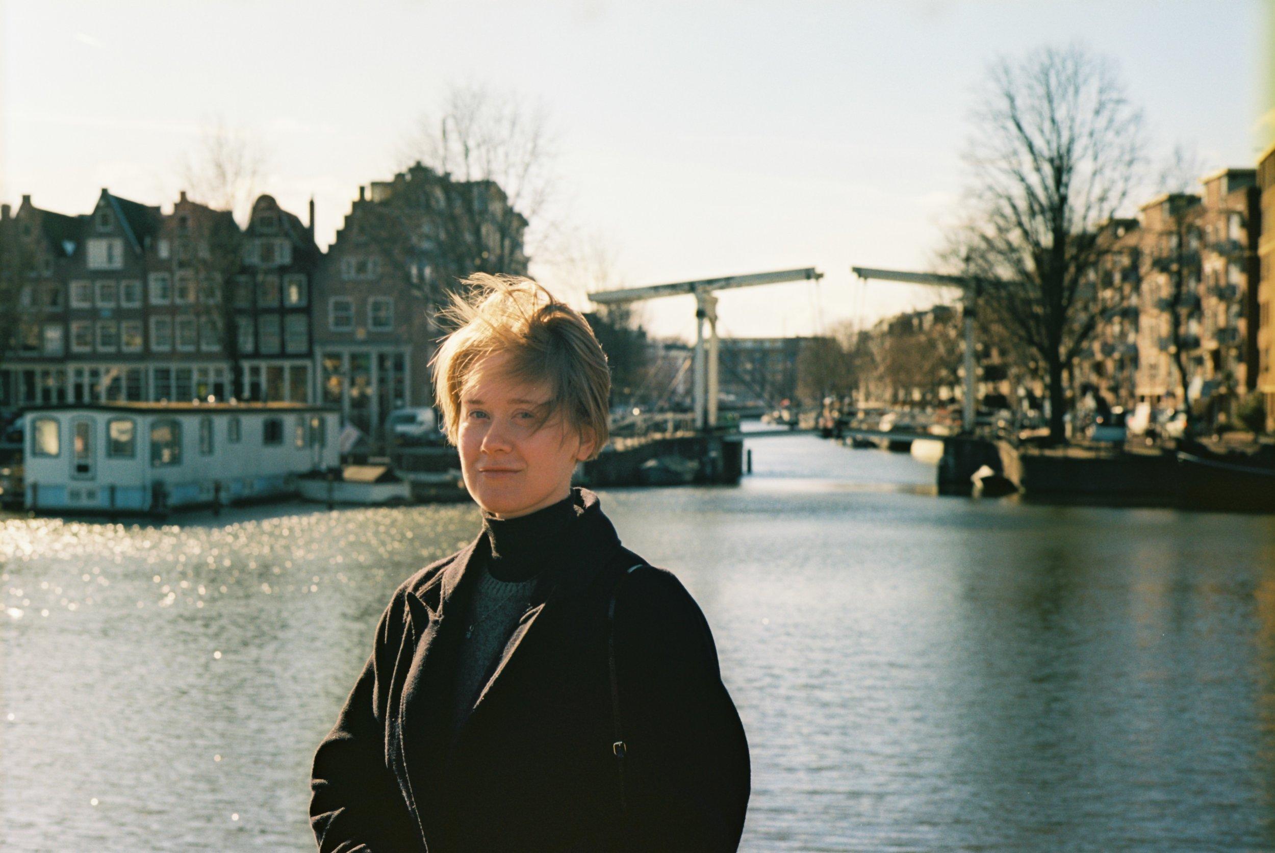 Hanna Zubkova, Portrait © Juan Aguirre Fernández-Bravo