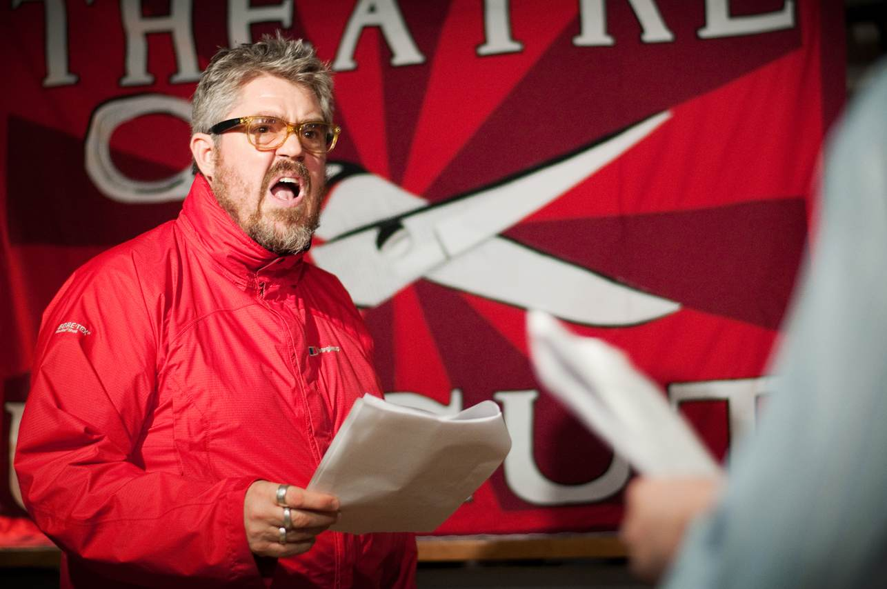 Phil Jupitus in London 2012: Glasgow by Kieran Hurley