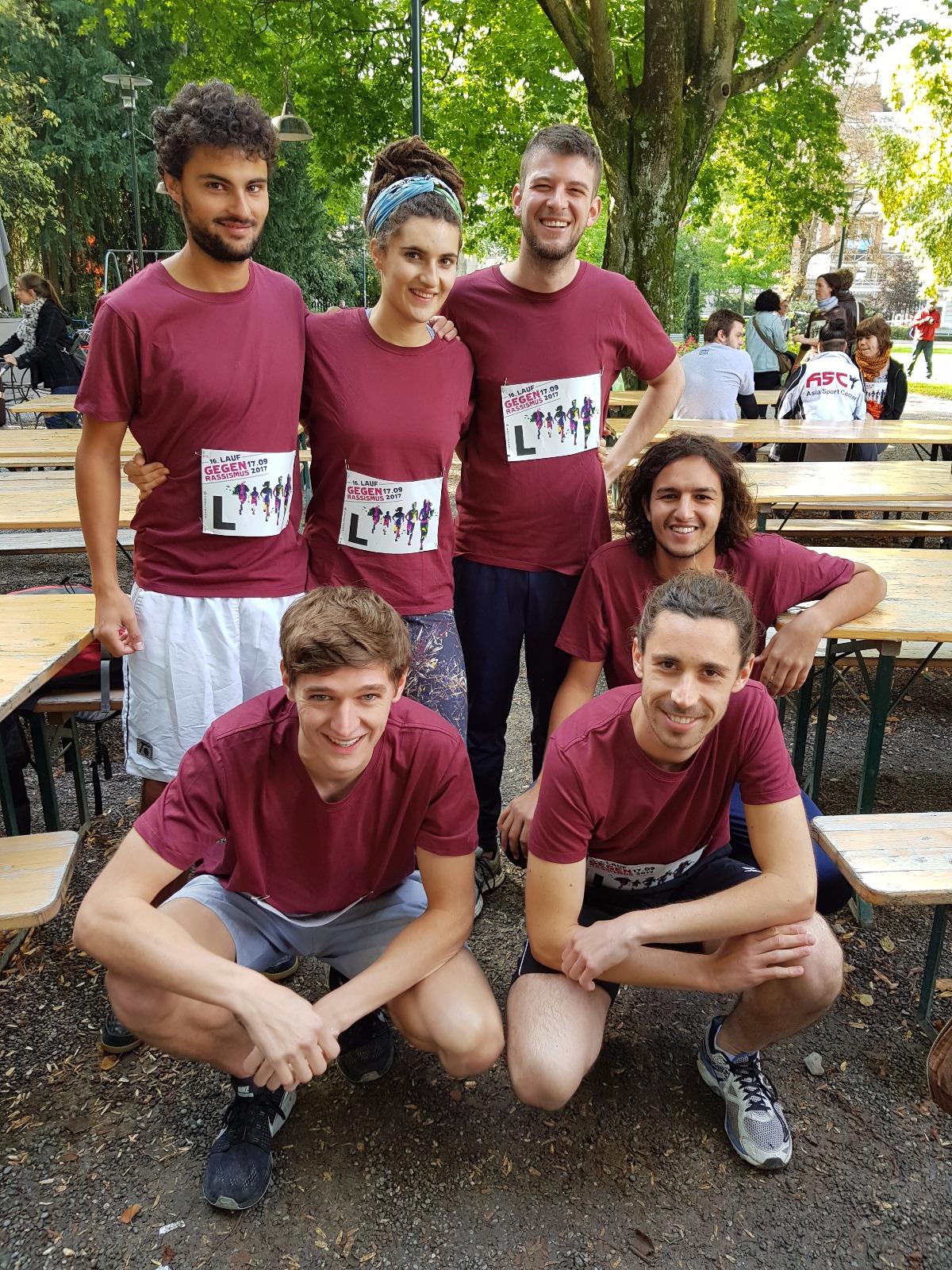 Lauf gegen Rassismus 2017