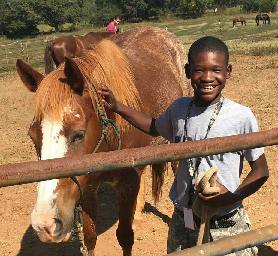 Troubled Youth Equine Therapy Self Respect Lessons Horses