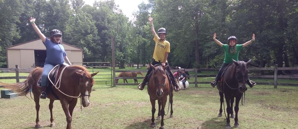 Horse camp 2019 -