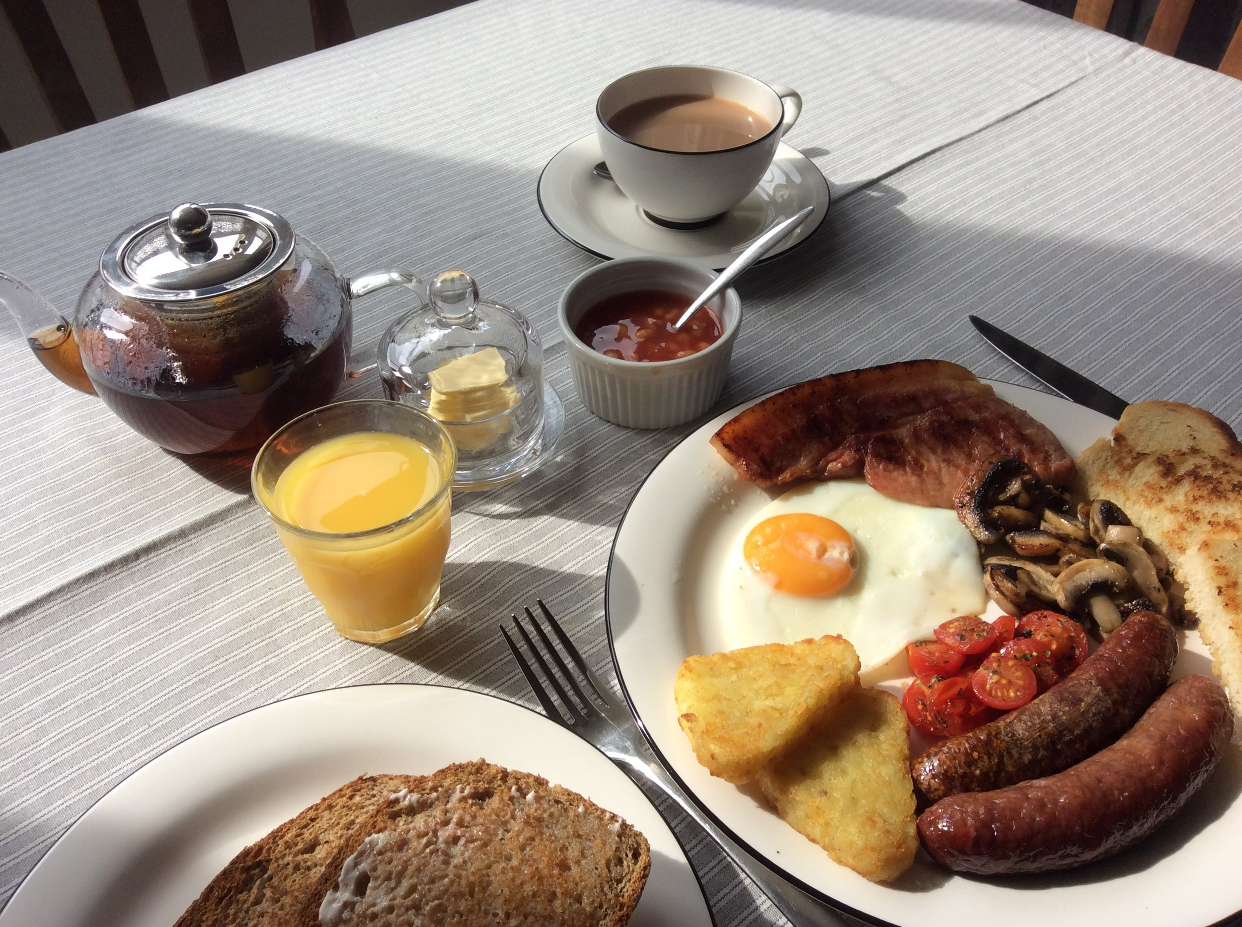 Raymont House breakfast 4.JPG