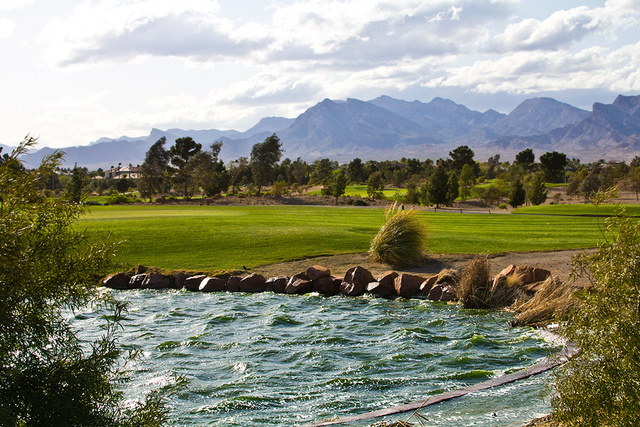 Angel Park Golf Course
