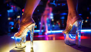 Bachelor  and bachelorette parties mix and mingle on a night out filled with vip entry into the best strip clubs in las vegas, a party bus with complementary alcohol, and a vip host.