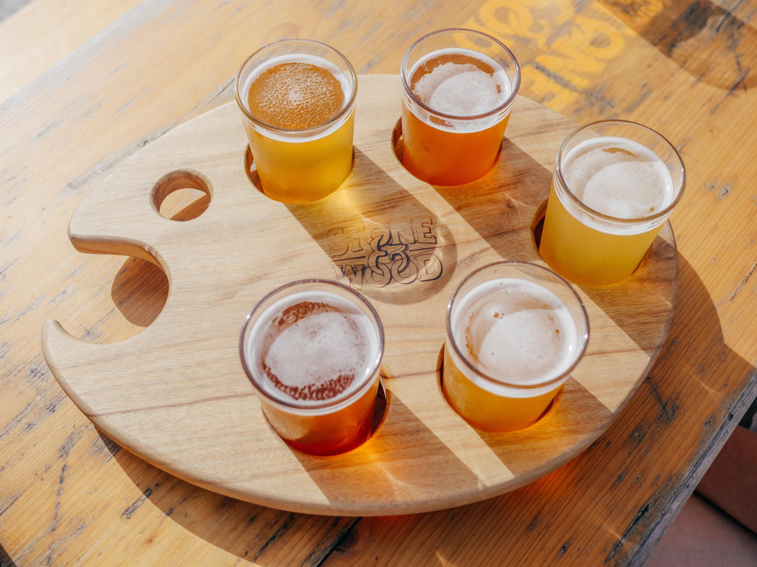 Las Vegas craft beer brewery tours by Unlock Las Vegas