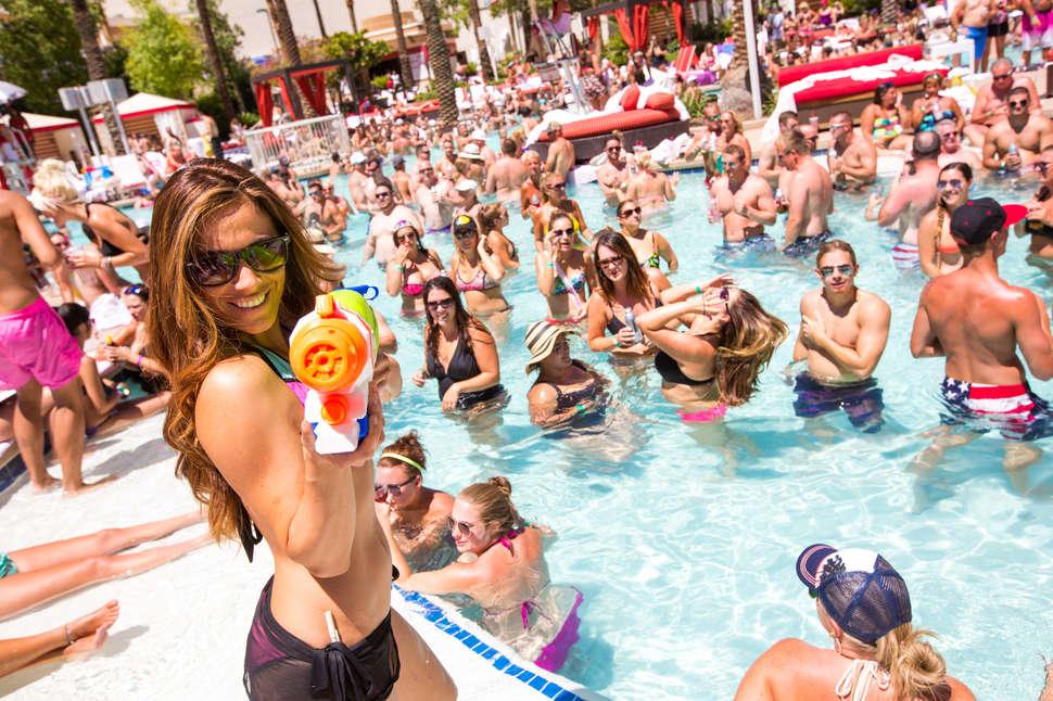 Saturday Pool Party Crawl