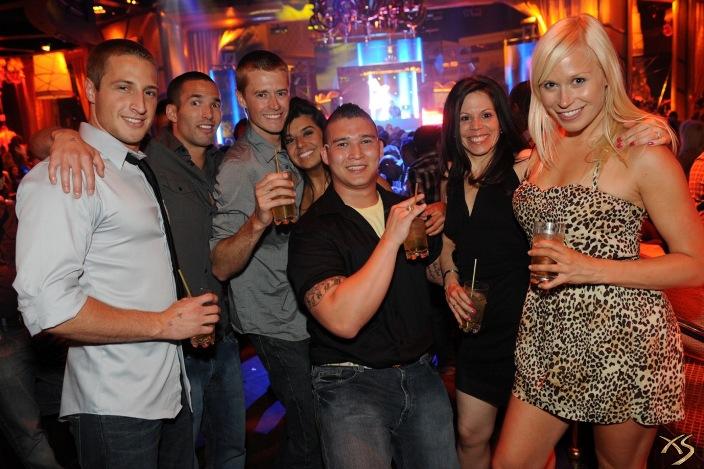 Vegas Nightclub Attire