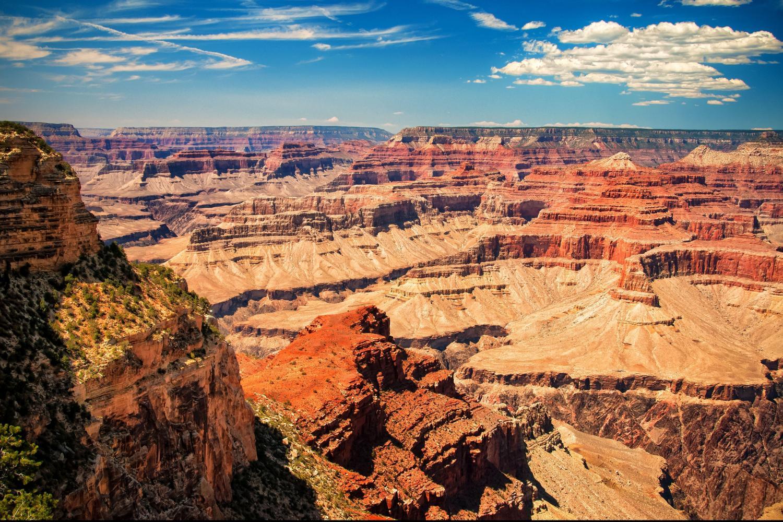 Grand Canyon South Rim Bus Tour from Las Vegas