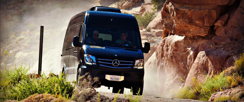Grand Canyon South Rim Sprinter Tour from Las Vegas
