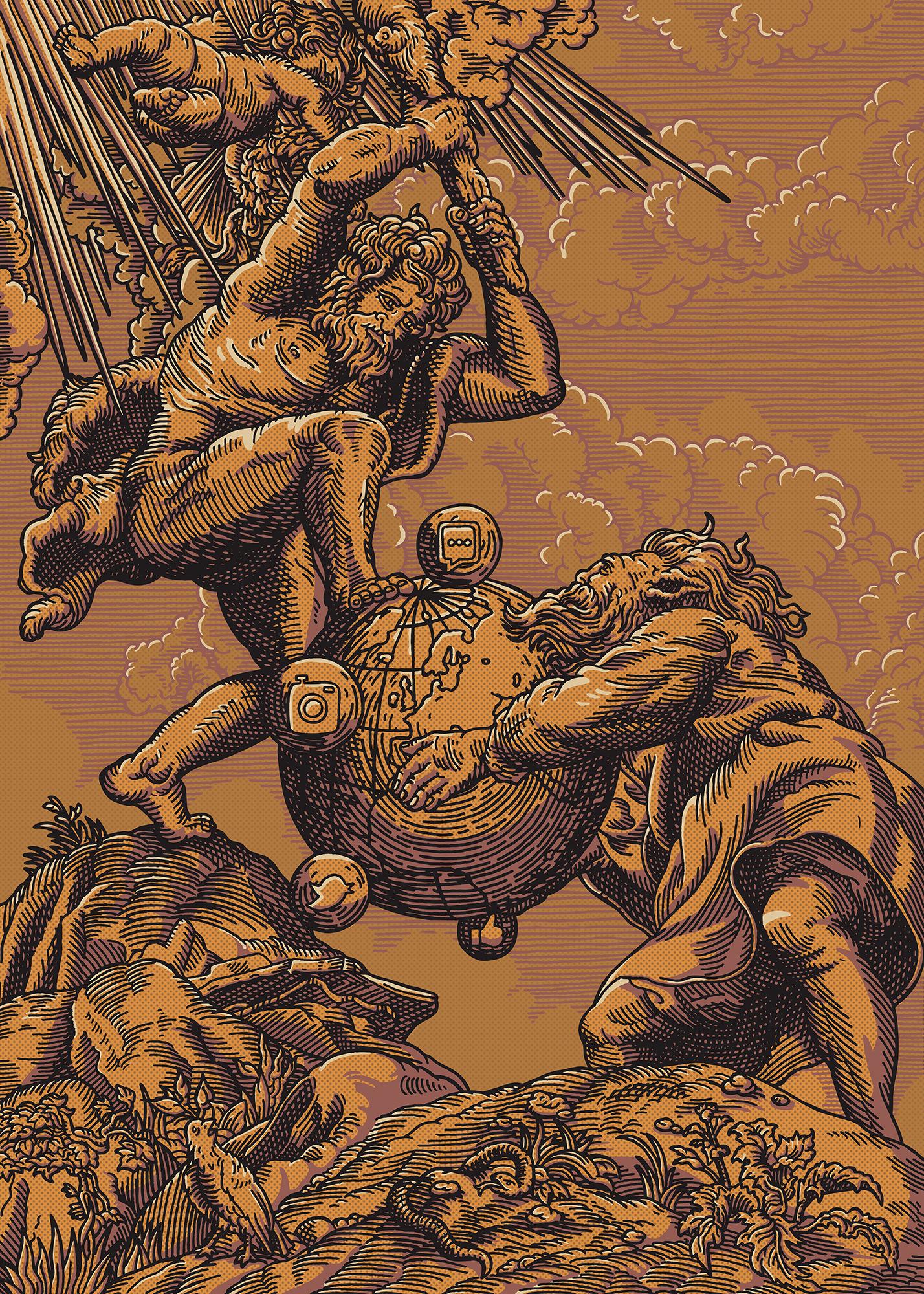 The 13th Labour in Bronze