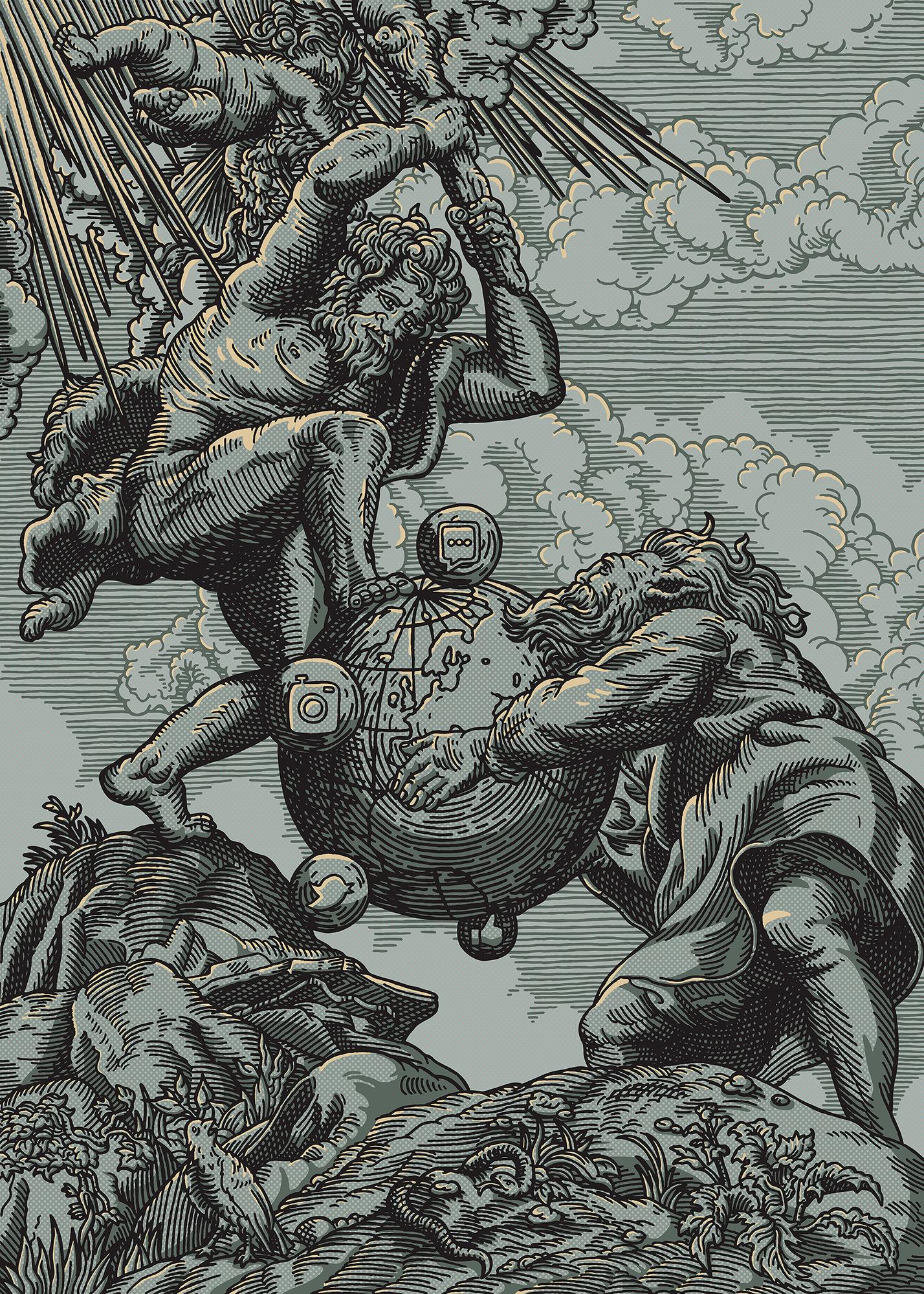 The 13th Labour in Silver