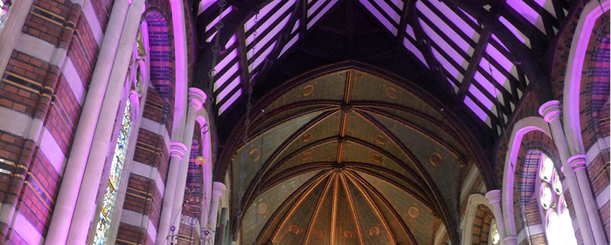 All Saints Chapel -