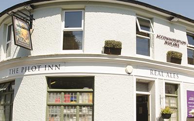 The Pilot Inn -