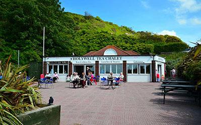 Holywell Tea Chalet -
