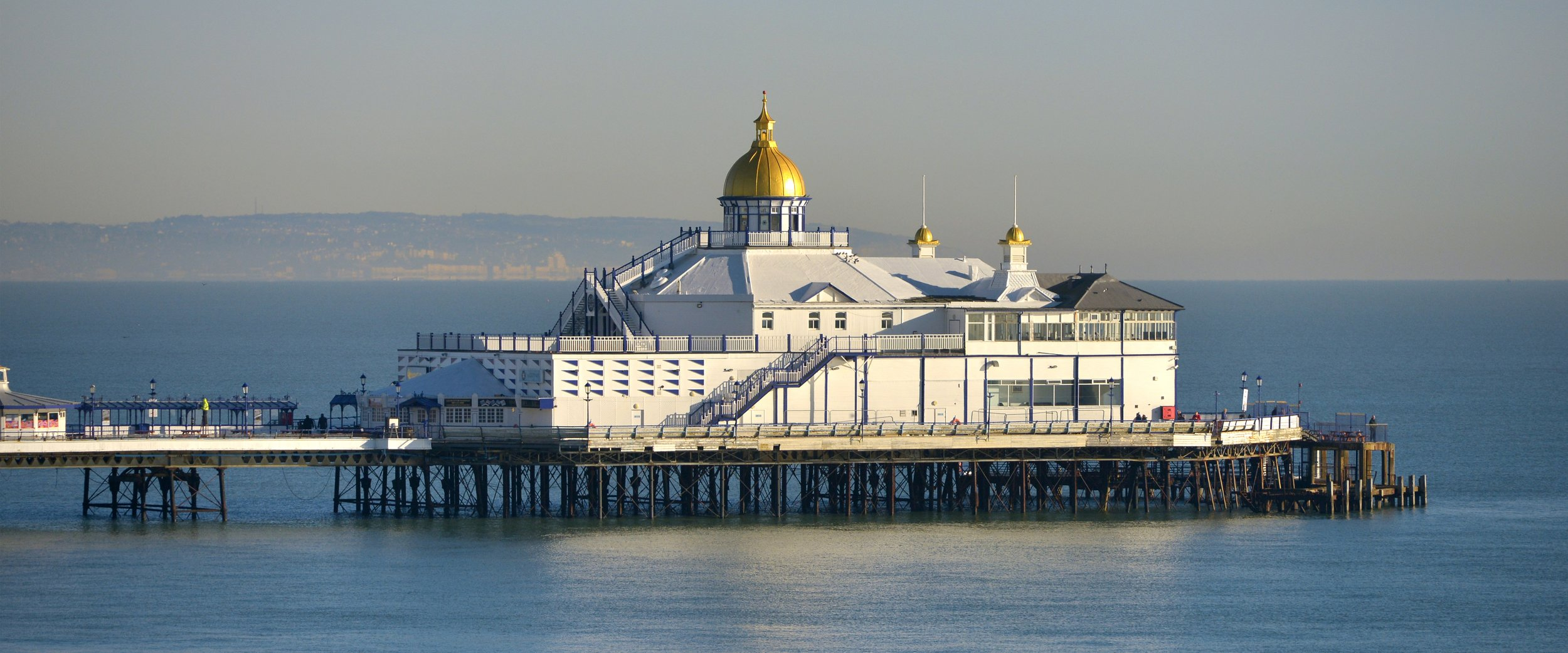 Let's Move To Eastbourne - The Guardian  -