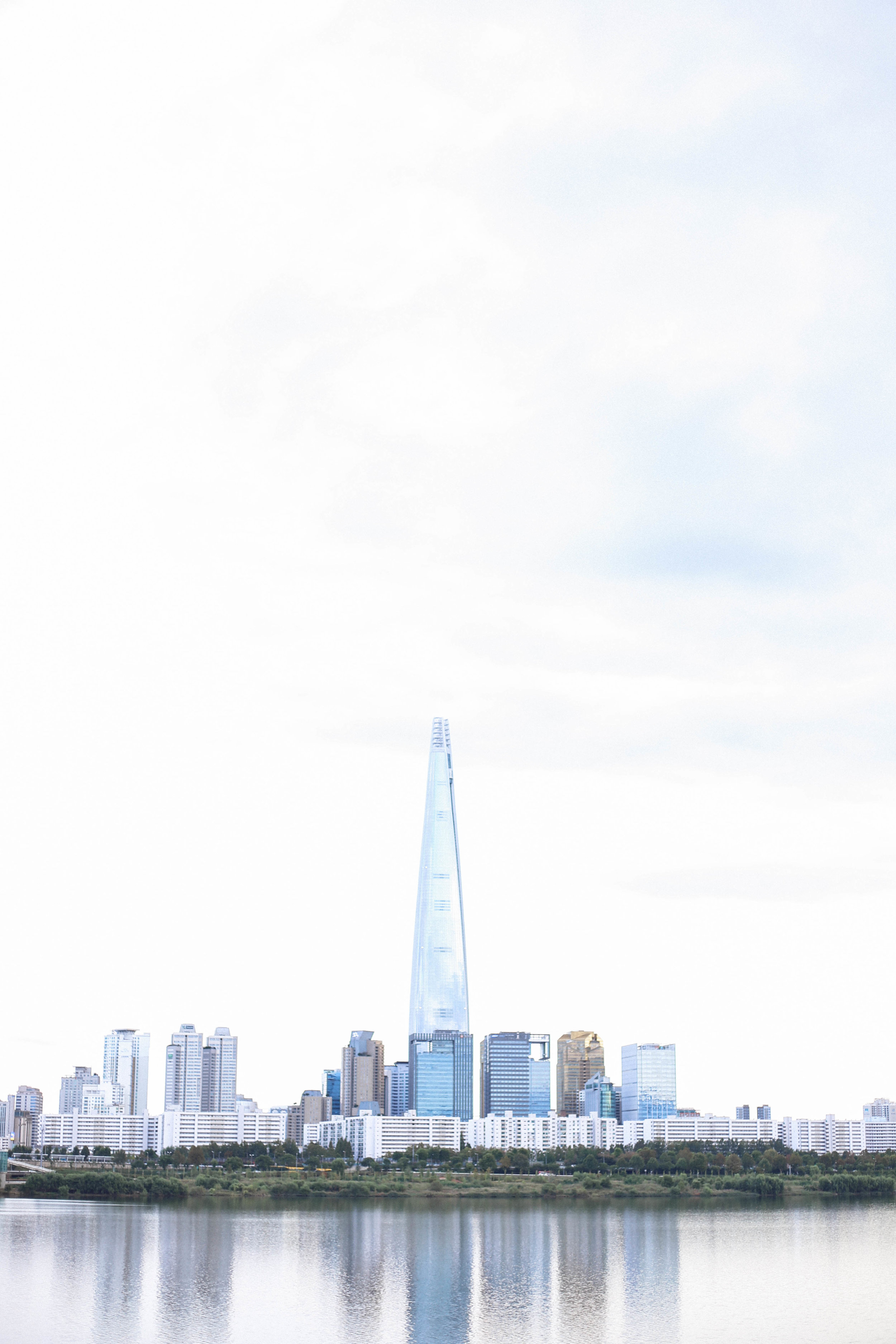 Exploring Your Own City | On the Street Where We Live (aretherelilactrees.com)  Lotte Tower, Seoul, South Korea