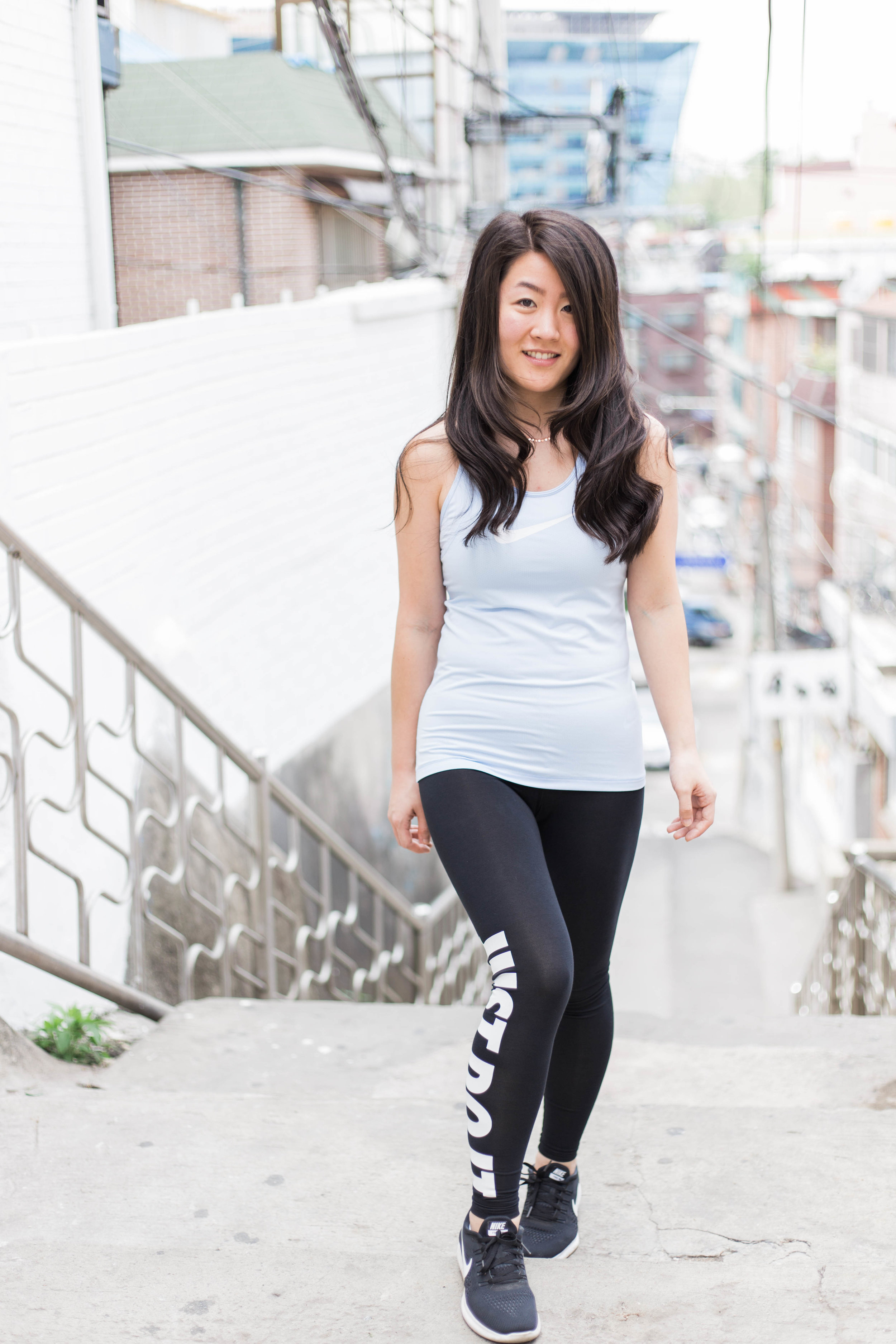 Habits to Make and Break and Where I Find Inspiration | On the Street Where We Live ( aretherelilactrees.com )  Nike, fitness, wellness