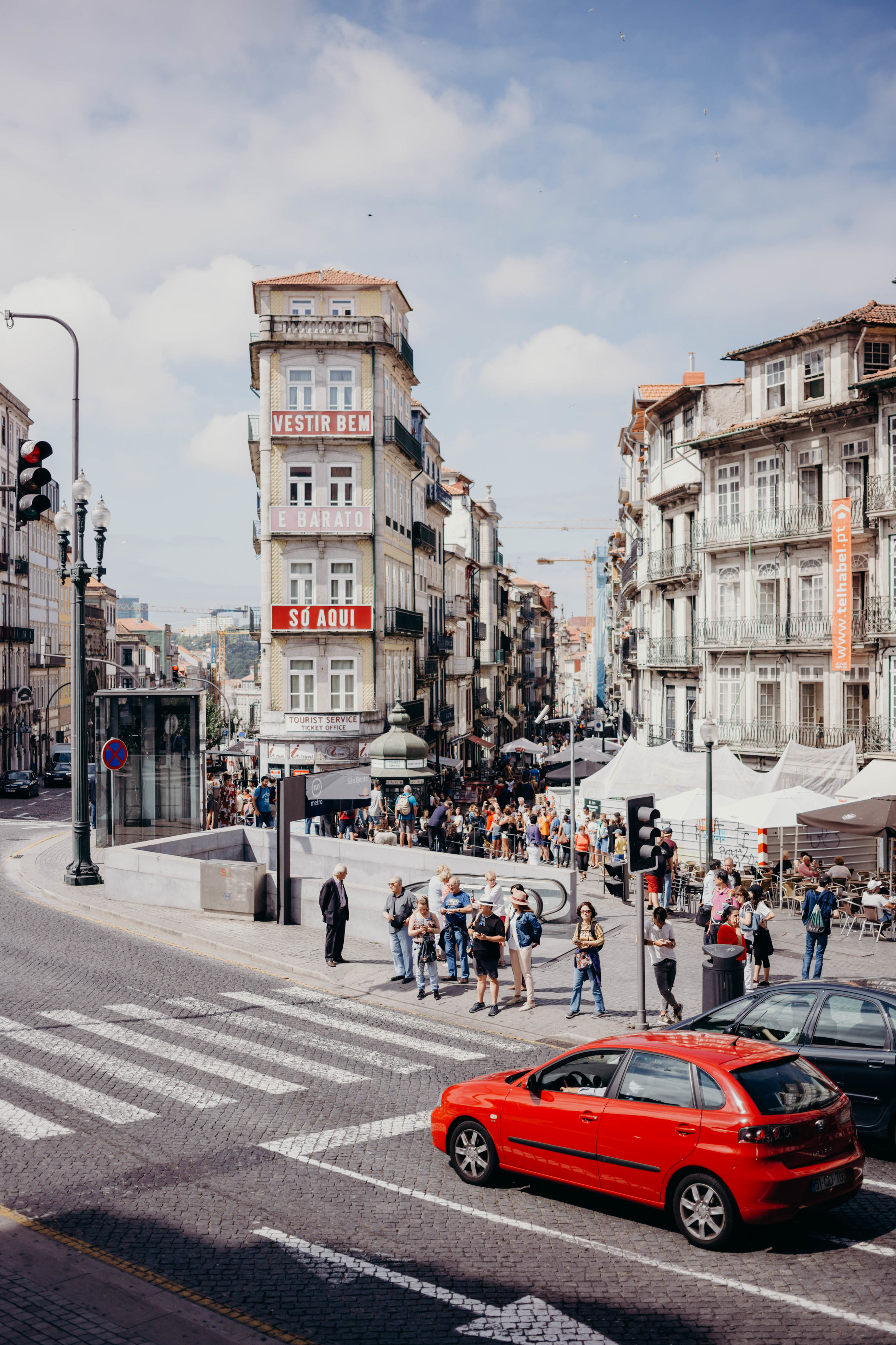 Our Portugal Travel Diary: Lisbon, Porto, and More | On the Street Where We Live (aretherelilactrees.com)  Sao Bento Station