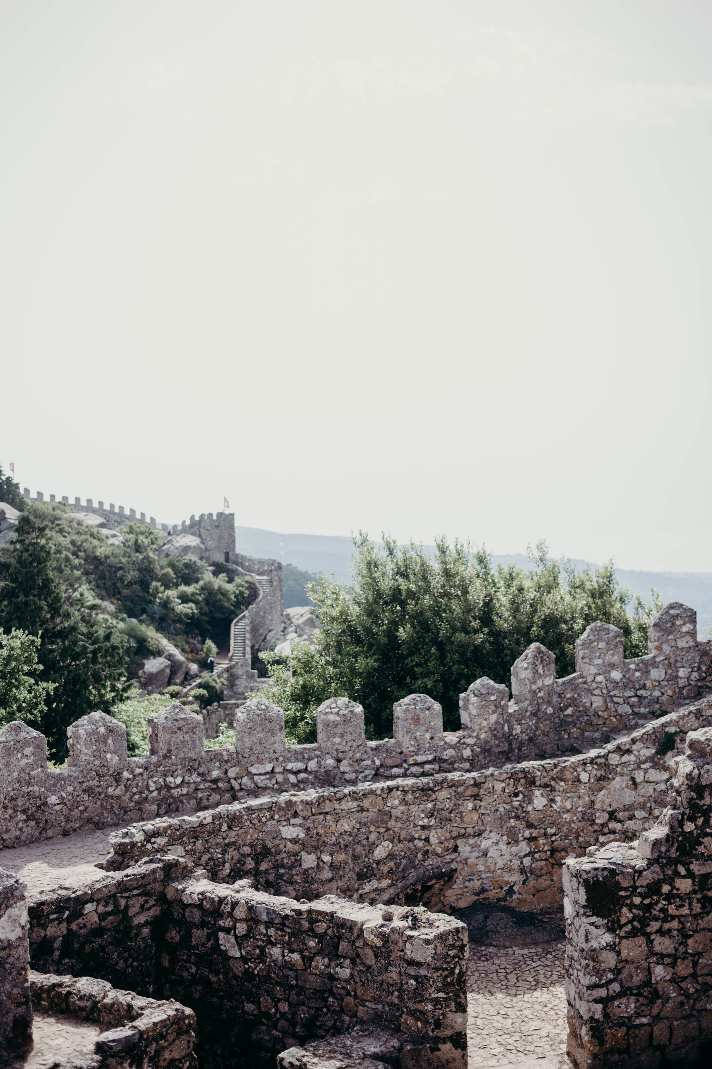 Our Portugal Travel Diary: Lisbon, Porto, and More | On the Street Where We Live (aretherelilactrees.com)  Sintra, Castle of the Moors