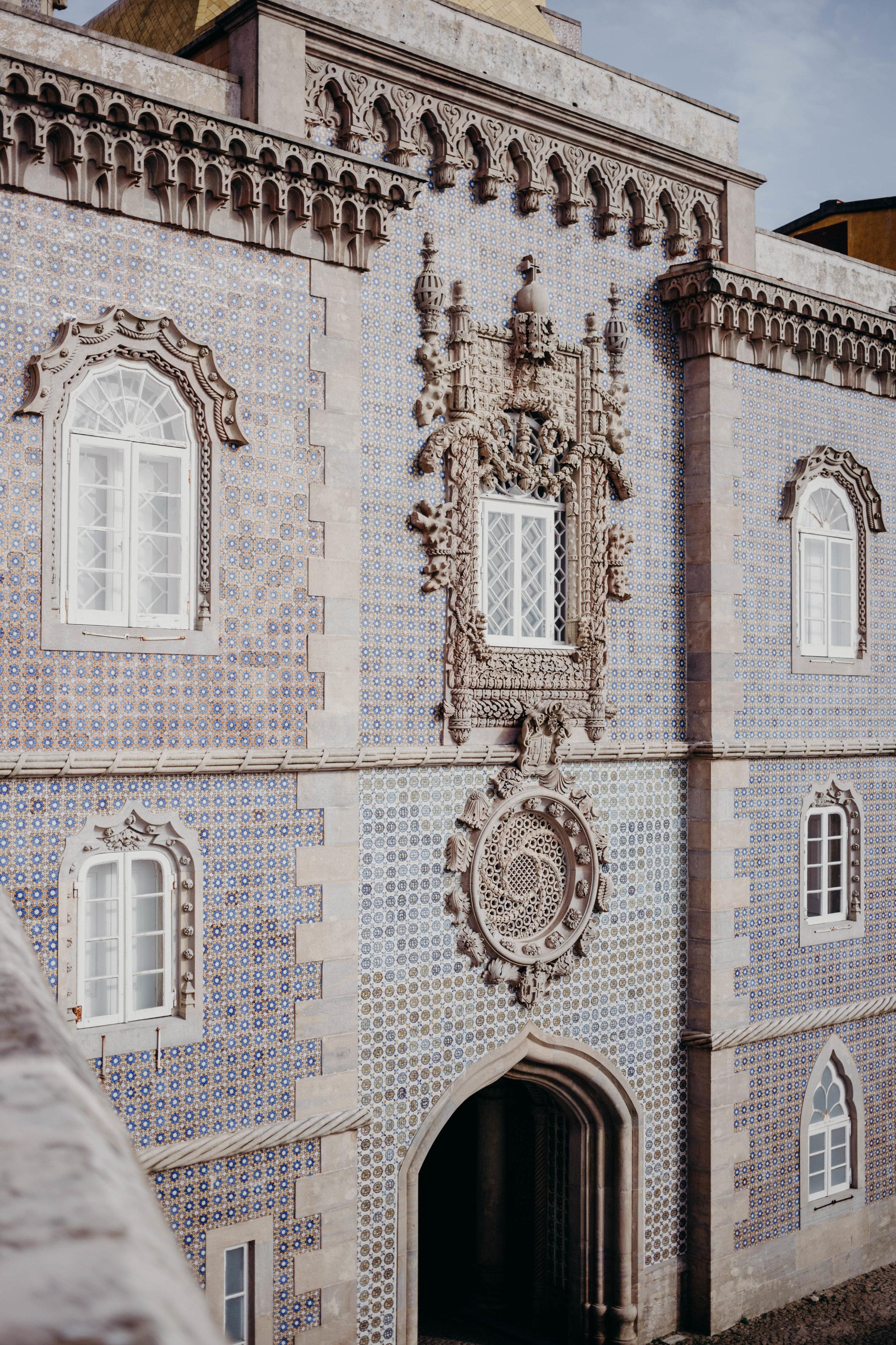 Our Portugal Travel Diary: Lisbon, Porto, and More | On the Street Where We Live (aretherelilactrees.com)  Sintra, Palacio da Pena, Pena Palace, National Palace of Pena
